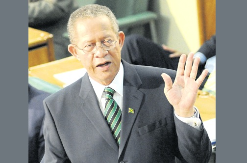 A way has to be found to stimulate investment — Bruce Golding